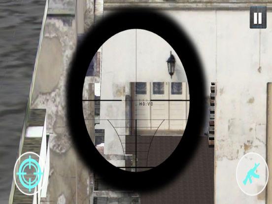 City Assassin sniper shooter : 3d killer screenshot 6