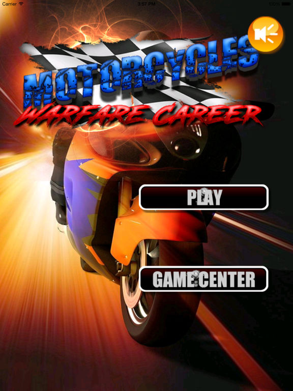 A Motorcycles Warfare Career - A Lighted Track For Speed screenshot 6