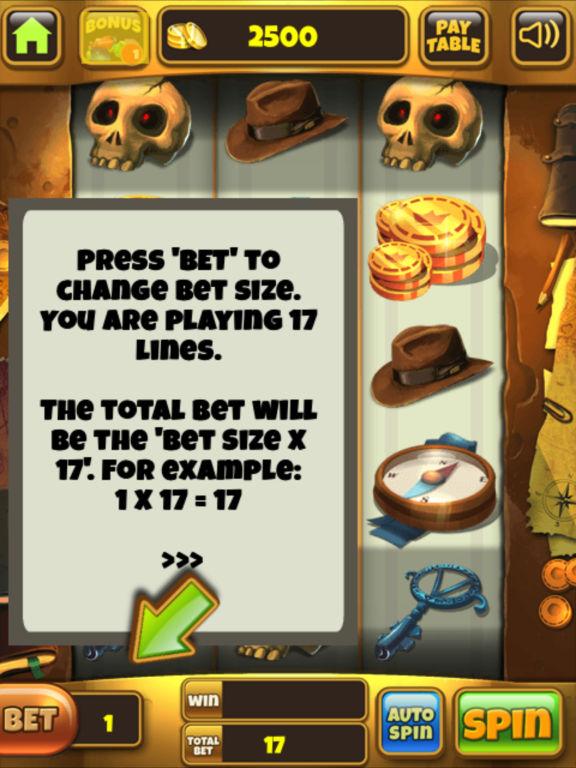 Lost Treasure Slots screenshot 7