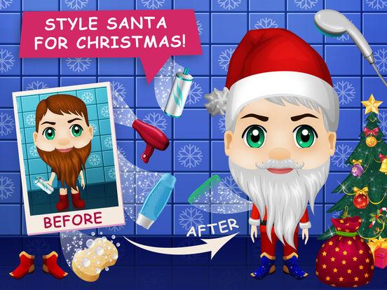Sweet Little Dwarfs 4 - Christmas, Santa & Make Up screenshot 8