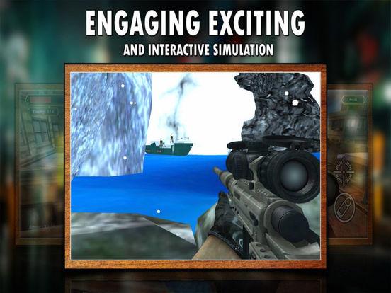 Sniper Target Mision 3D screenshot 5