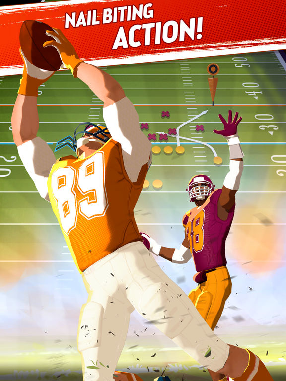 Rival Stars College Football screenshot 9