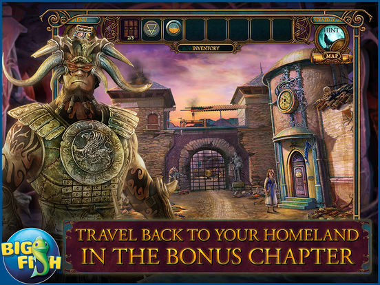 Echoes of the Past: Wolf Healer HD (Full) screenshot 4