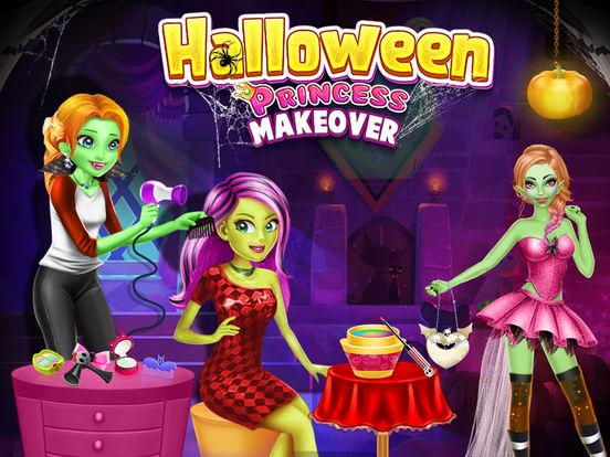 Halloween Princess Makeover screenshot 6