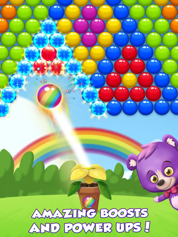 Bubble Shooter! Rainbow screenshot 6