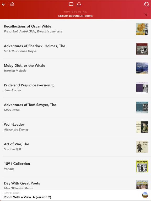 Audiobooks HQ screenshot 9