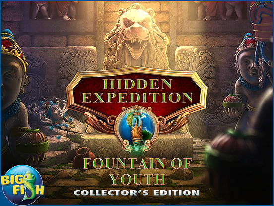 Hidden Expedition: The Fountain of Youth (Full) screenshot 10