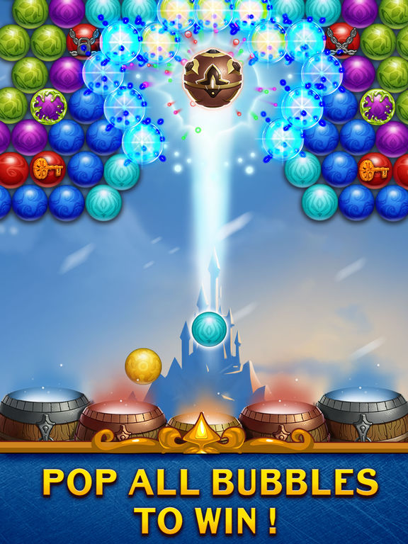 Bubble Shooter Epic Legend screenshot 8