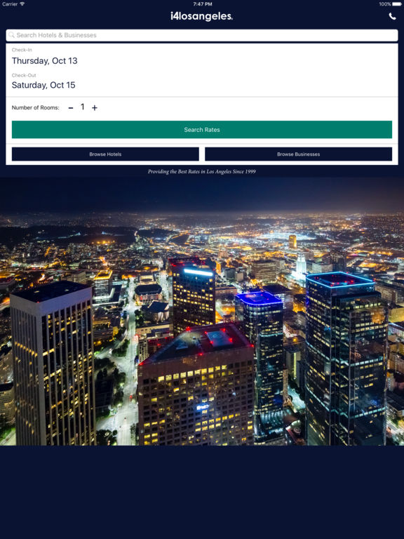 i4losangeles - Los Angeles Hotels & Yellow Pages screenshot 6