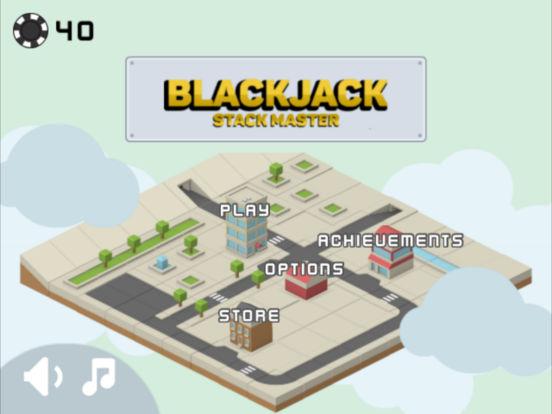 Blackjack - Stack Master screenshot 6