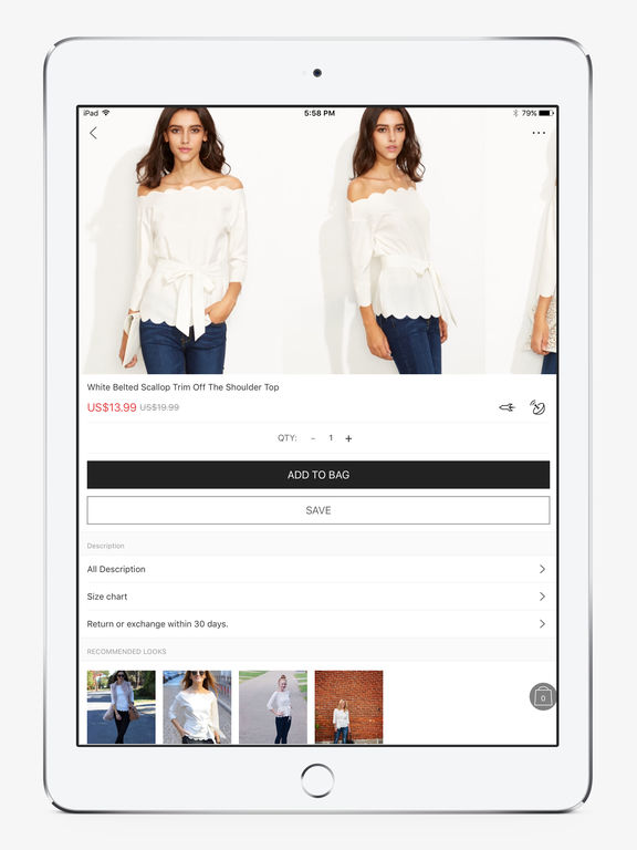 SHEIN-Fashion Shopping Online screenshot 8
