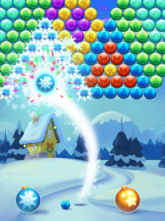 Christmas Cookie - Bubble Shooter screenshot 6