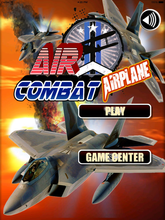 Air Combat Airplane - A Flight Of High Speeds screenshot 6