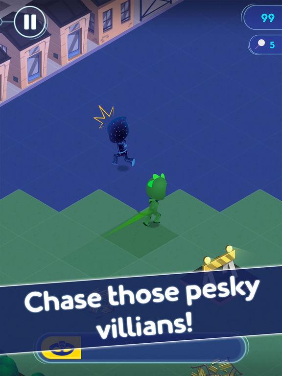 PJ Masks™: Super City Run screenshot 9