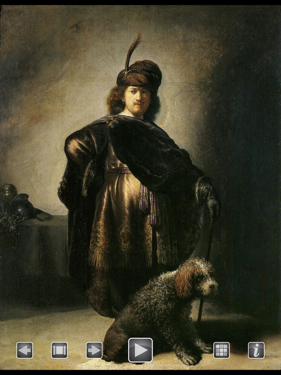 Rembrandt in confidence HD screenshot 7