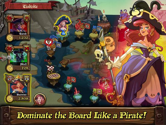 Pirates War - The Dice King screenshot 7