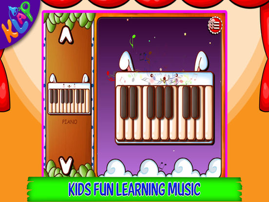 Kids Magical Instruments HD Lite screenshot 10