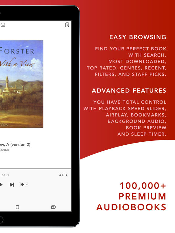 Audiobooks HQ screenshot 7