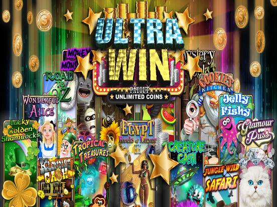 Slots Odyssey Cash Casino screenshot 6