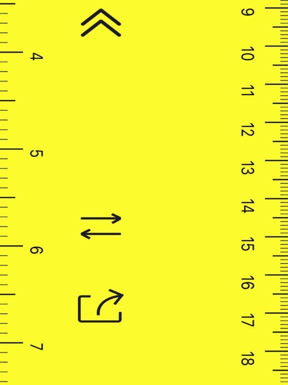 Unlimited-Length Visual Ruler screenshot 4