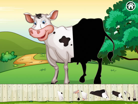 Animal Farm Puzzle for parents, kids (Premium) screenshot 7