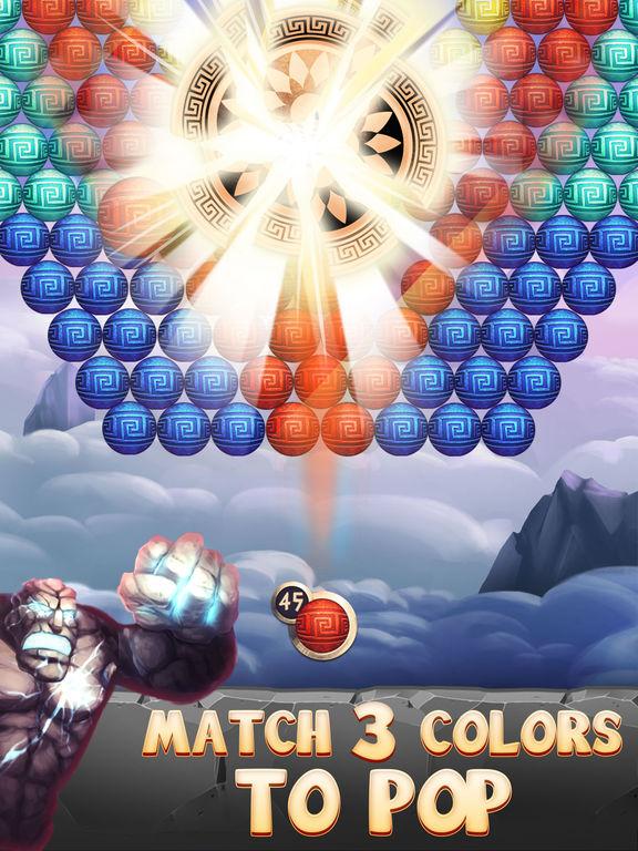Bubble Shooter Titan screenshot 8