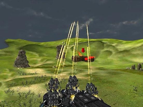 Warship Missile Simulation screenshot 5