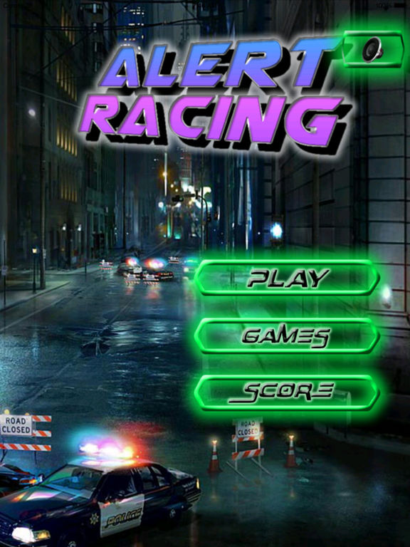 Alert Racing - Amazing Game Racing Police screenshot 6