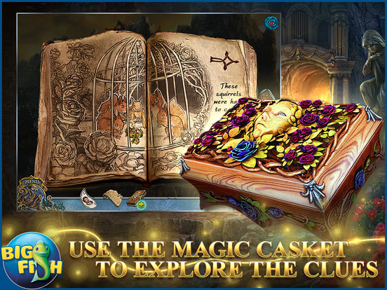 Living Legends: Bound by Wishes - A Hidden Object Mystery screenshot 8