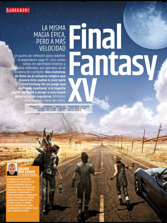 Gamer Mag screenshot 7