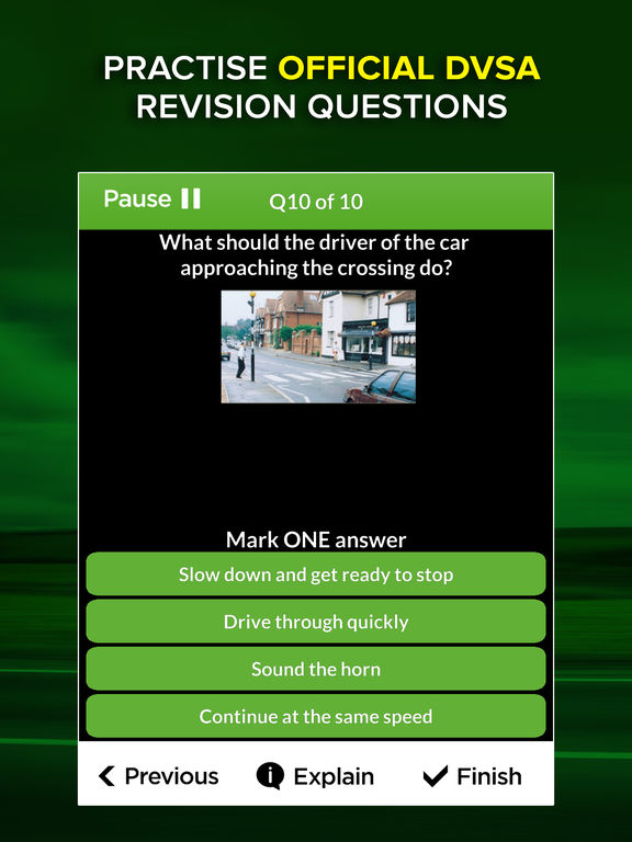 Driving Theory Test Free - Driving Test Success screenshot #1