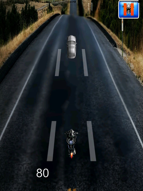 A Motorbike Rival In Race - Powerful High Speed Driving screenshot 10