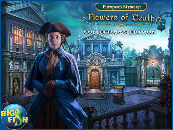 European Mystery: Flowers of Death HD screenshot 5