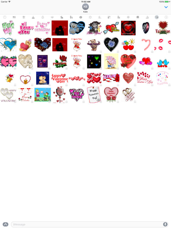 HolidayGifs - Animated Holiday Stickers screenshot 6