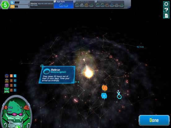 Space Food Truck screenshot 1