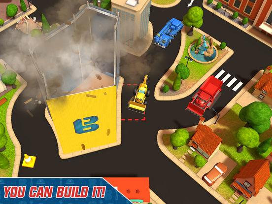Bob the Builder™: Build City screenshot 9