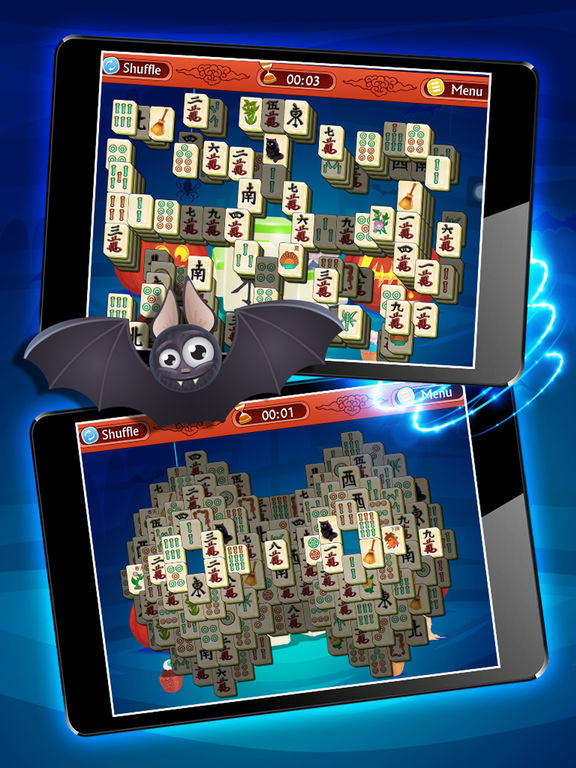 Magic Halloween Mahjong - Haunting Classic Majong screenshot 10
