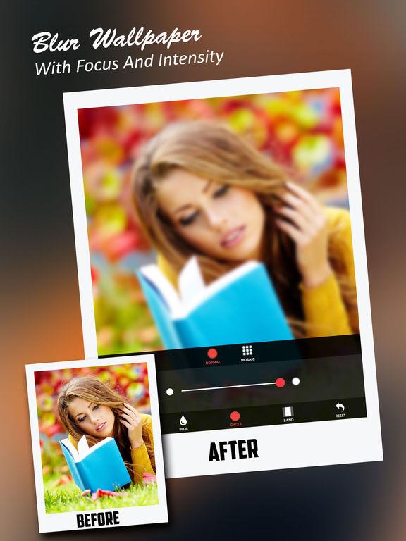 Fancy Blur Effects for Touch Blur & Border Blur screenshot 8