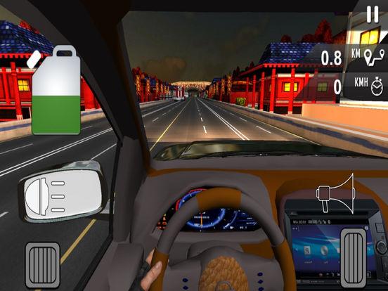 Highway Car Racer : Simulation Mania screenshot 4