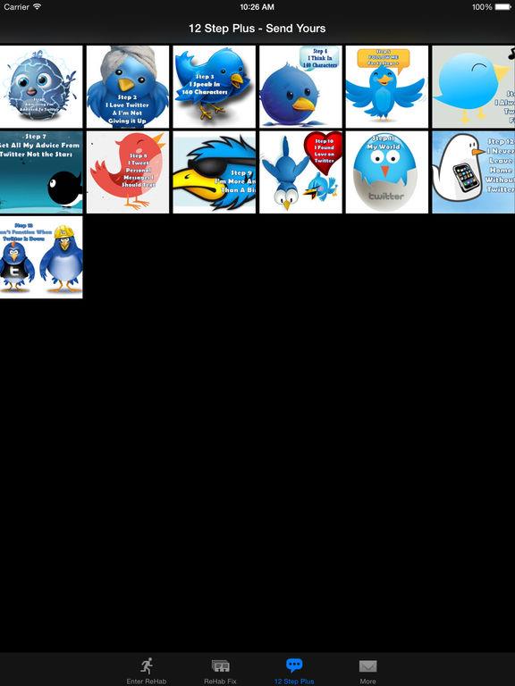 Tweet ReHab Lite screenshot 5