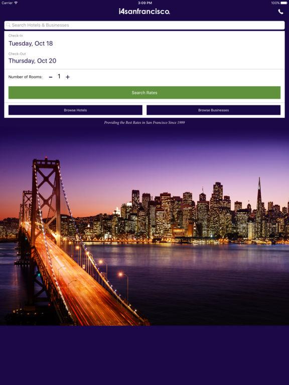 i4sanfrancisco - San Francisco Hotels & Businesses screenshot 6
