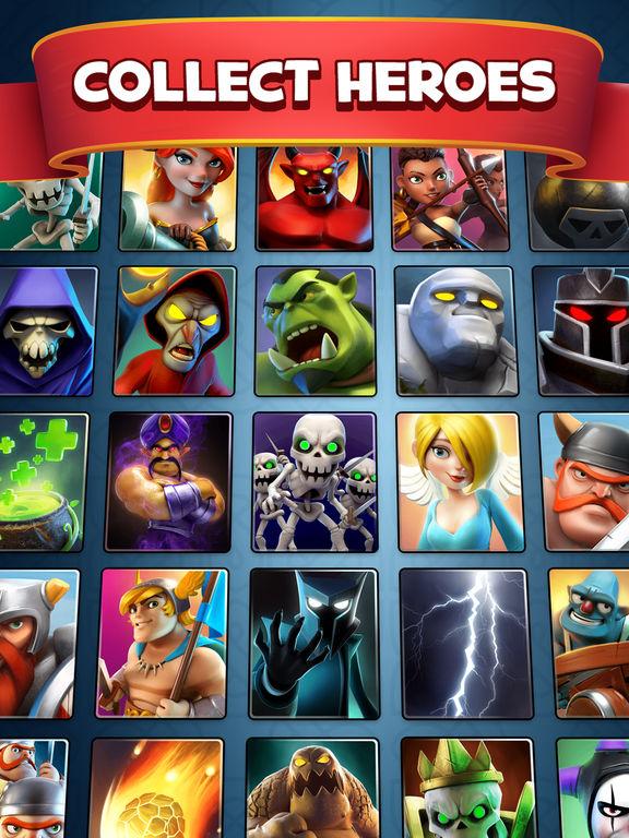 Castle Crush: Clash Cards Game screenshot 10