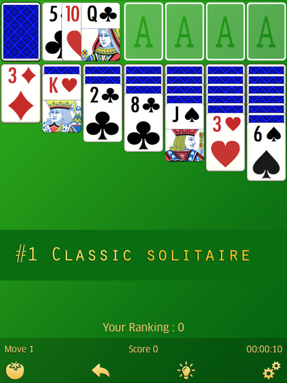 Sοlitaire screenshot 4