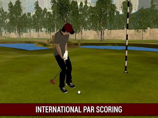Super Professional Golf : New Free 3D Golf Game screenshot 5
