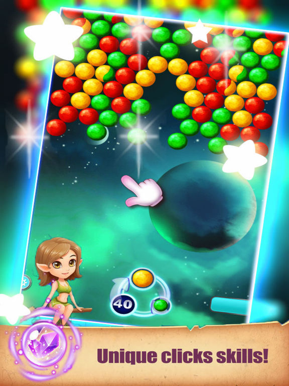 Bubble Space War screenshot 4