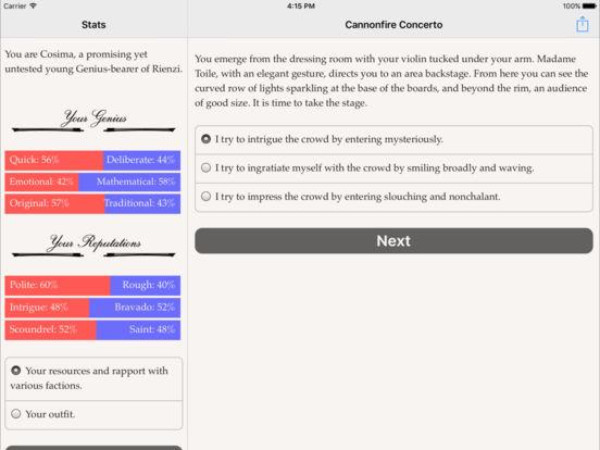 Cannonfire Concerto screenshot 10