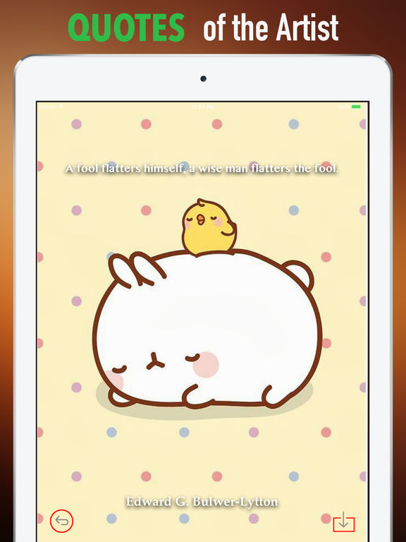 HD Wallpapers for Molang-Art pictures screenshot 9