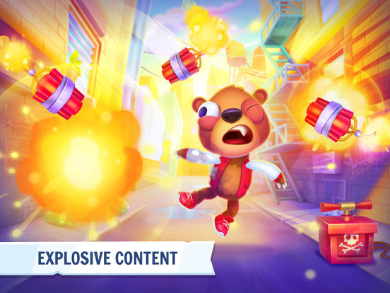 Despicable Bear - Top Games screenshot 9