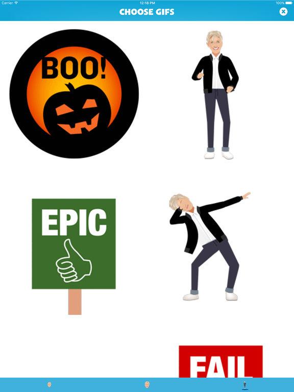Ellen's Emoji Exploji screenshot 10