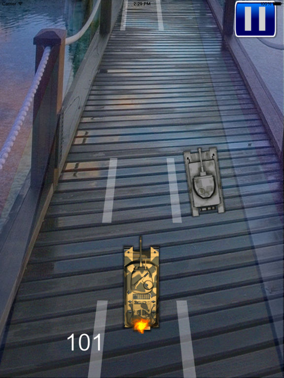 Crazed Speed Of Tanks Pro - A Iron Tank Game screenshot 9